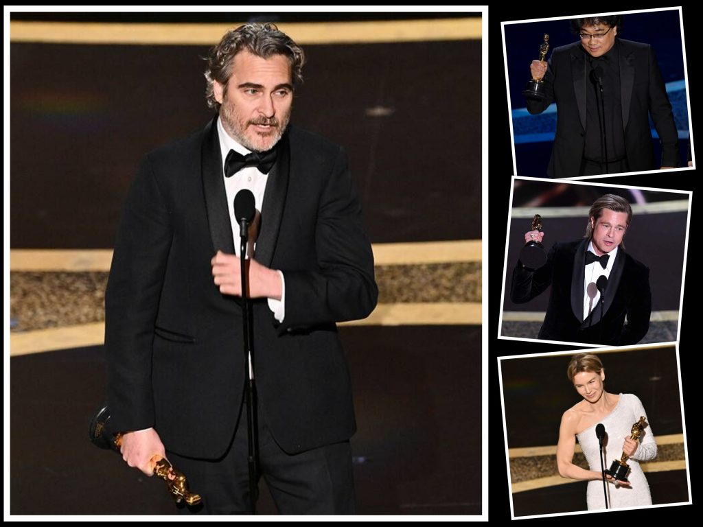 Oscars 2020 Winners: Best Picture, Best Actor, Best Actress and More