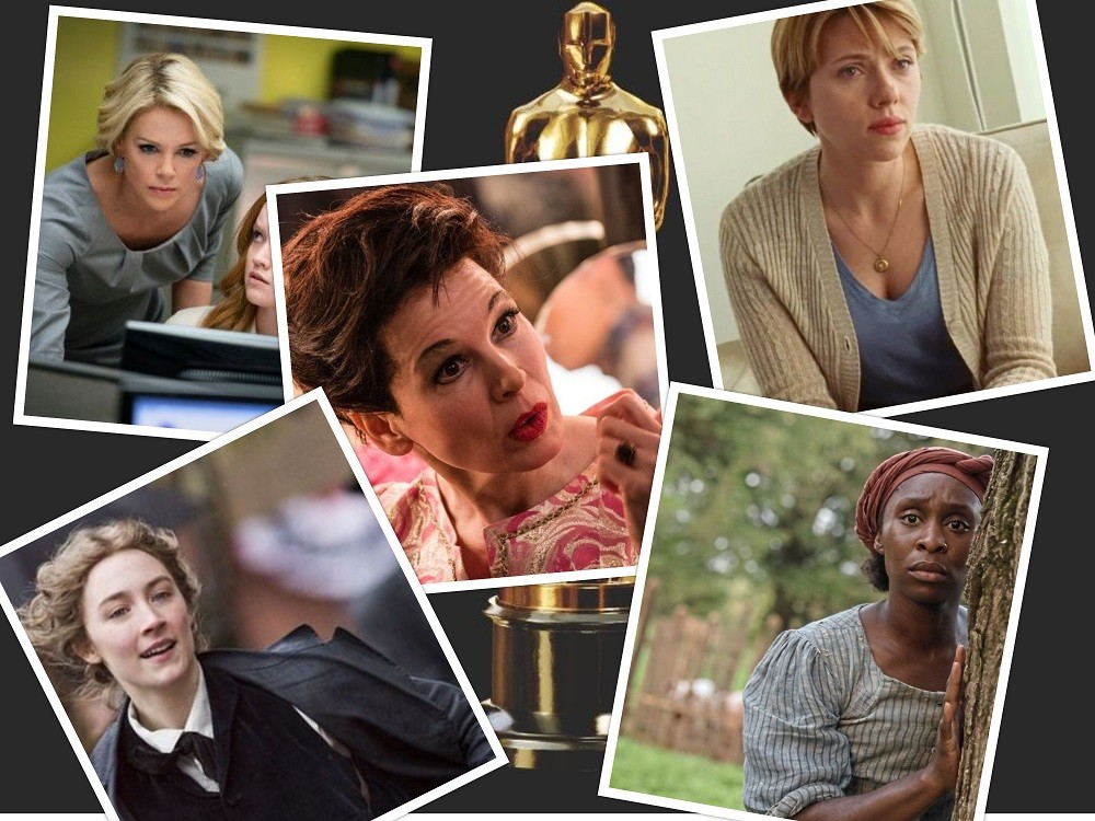 Oscars 2020: 5 Nominations for Best Actress