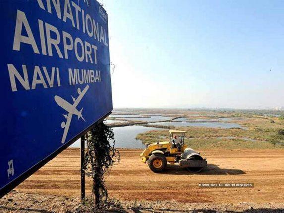 GVK won't start Navi Mumbai Airport work unless airport land is vacated totally