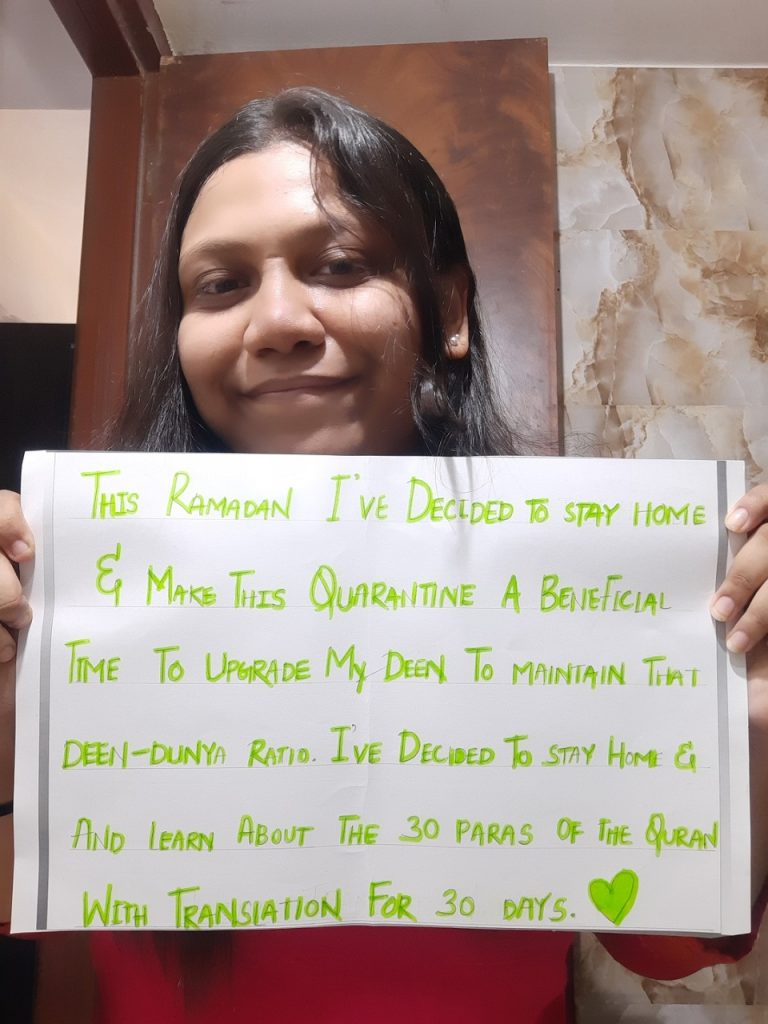 'This Ramadan we'll be praying at home': Navi Mumbai's Muslim Youth