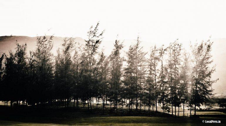 A Play of Light Kharghar Golf Course