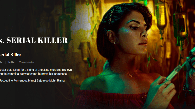 Mrs. Serial Killer: The Labour Day Pain from Netflix
