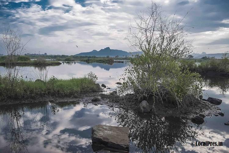 Taloja River, Kharghar, Vastu Vihar