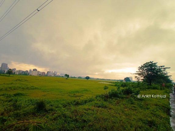 No rain in Navi Mumbai since two days