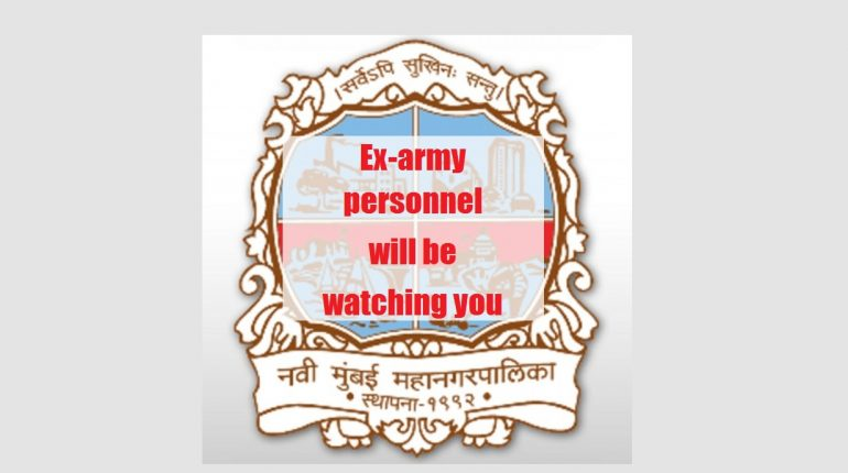 Ex-army personnel to ensure Navi Mumbai citizens follow Covid-19 social distancing norms