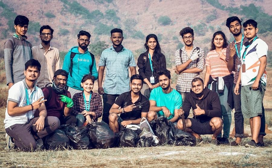 Meet Navi Mumbai's Sunday Eco Warriors Cleaning City  Mountains and Ponds