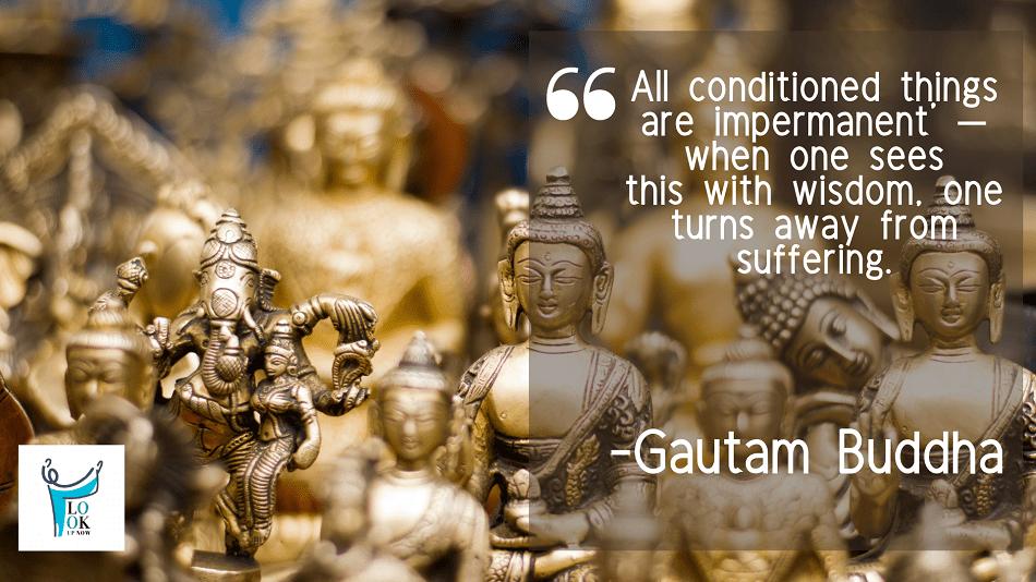 44 Real Lord Gautam Buddha Quotes & Sayings 21