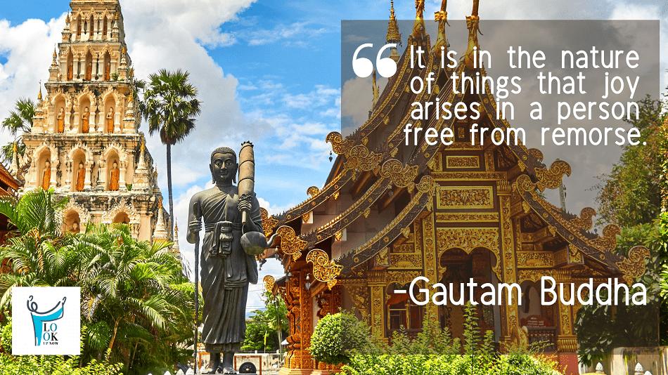 44 Real Lord Gautam Buddha Quotes & Sayings 35