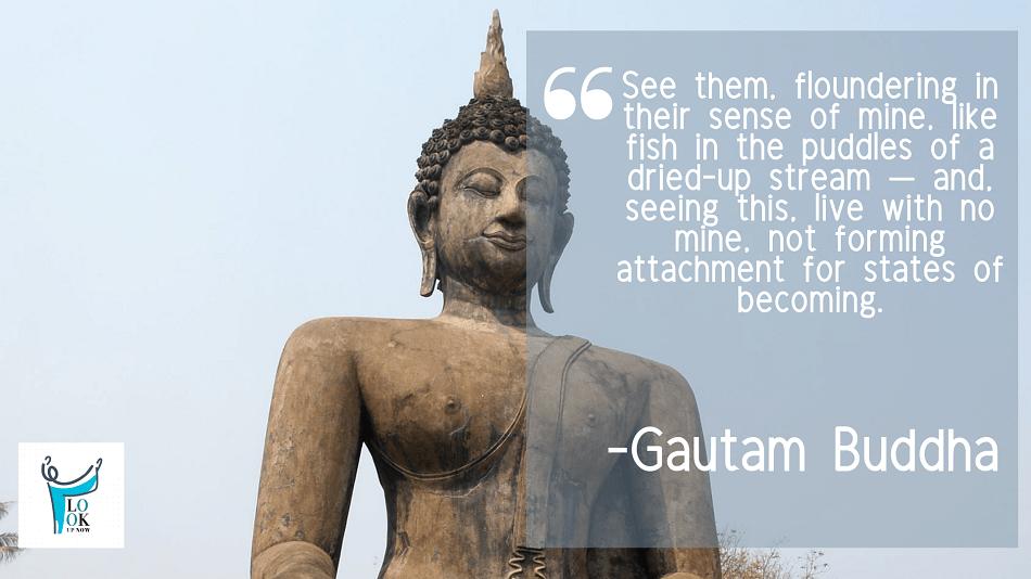 44 Real Lord Gautam Buddha Quotes & Sayings 40