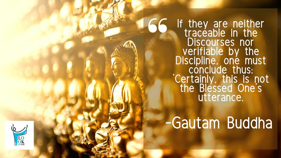 44 Real Lord Gautam Buddha Quotes & Sayings 41