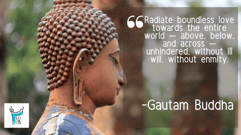 44 Real Lord Gautam Buddha Quotes & Sayings 43