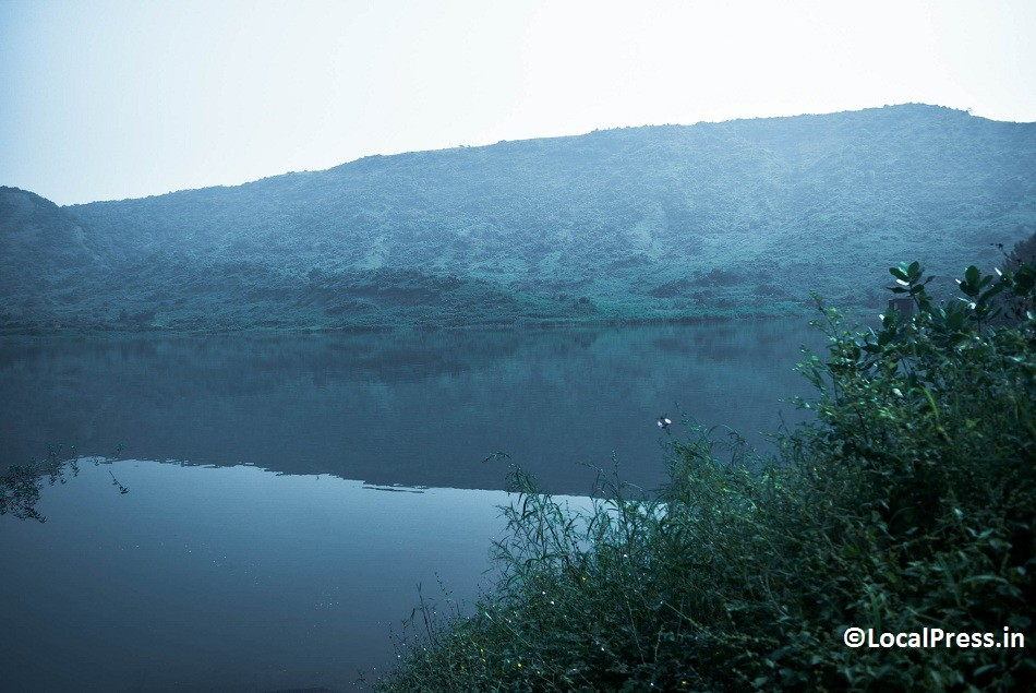 Owe Dam, Kharghar: A personal haven for nature lovers