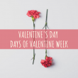 Days of Valentine Week: Valentine's Week Days' List and Celebration Ideas