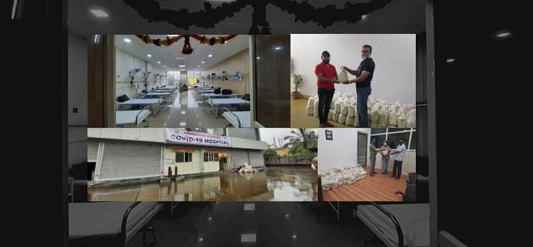 "Maharashtra Governor appreciates Taloja Manufacturers' Association's ""Commendable Humanitarian Work"" during the pandemic"