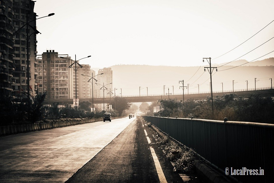 Kharghar sectors 34, 35, 36, 37 most polluted