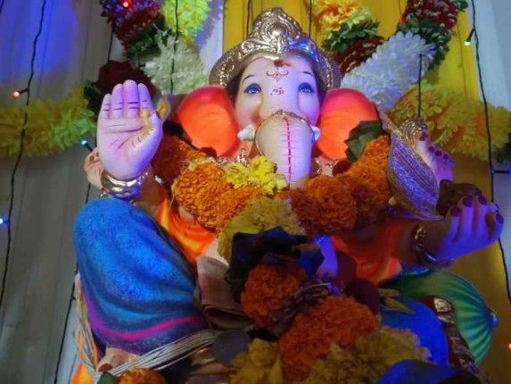 Navi Mumbai begins humble Ganesh Chaturthi celebrations
